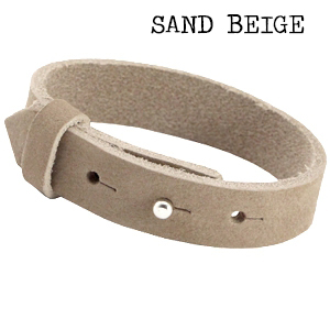 Leren armband met naam - datum - symbool sliders (verschillende lettertypen & kleuren leer)-9157